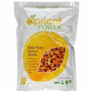 Apricot Power Bitter Raw Seeds 32oz/2lb Bag Gluten-Free Vegan Heathly