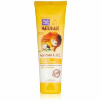 Dark and Lovely AU Naturale Moisture L.O.C. Lock It In Sealing Cream 8.50 oz (Pack of 3)
