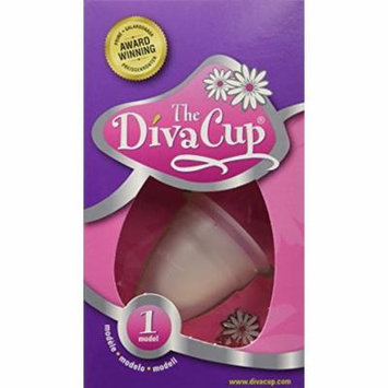 3 Pack The Diva Cup Model 1 Menstrual Cup Feminine Hygiene Protection