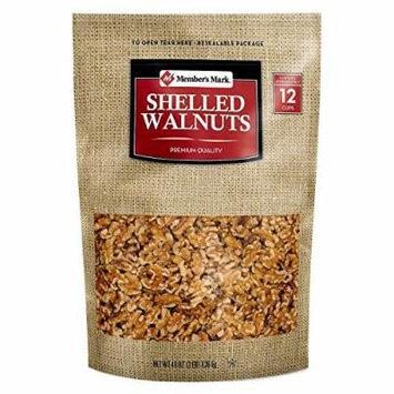 Member's Mark Shelled Walnuts (3 lb.)