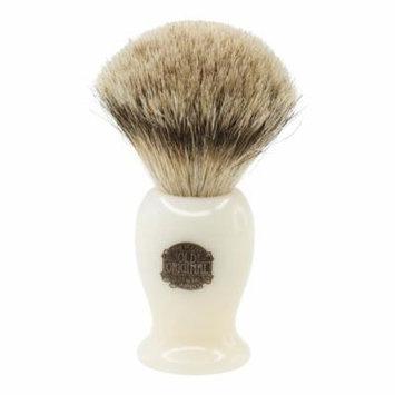 Progress Vulfix Super Badger Shaving Brush Medium Cream Handle #660MEDC