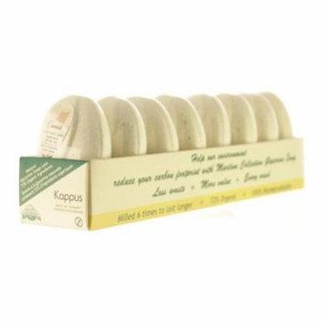 Kappus Martina Glycerine Oatmeal Soap 120g 4.2oz Pack of 8