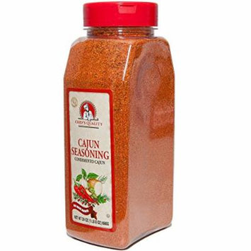 Cajun Seasoning & BBQ Rub , Made From Best Spices Paprika Salt Galic Onions , For Chicken Wings Pork Chops Fish Seafood Jambalaya Rice Gumbos Beef Steak Pasta Grilling Smoker , Chef Quality 1 LB 8 OZ