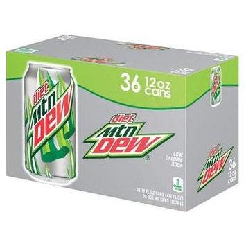 Diet Mountain Dew (12 oz. cans, 36 ct.)