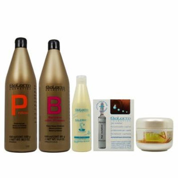 Salerm Combination Hair 5-piece Revitalizing Set I