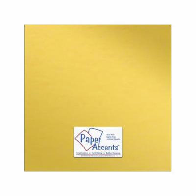 Cdstk Anodized 12x12 133lb Gold Cup