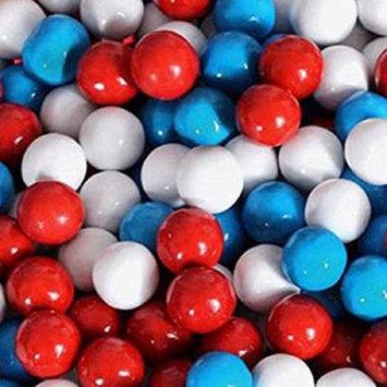 FirstChoiceCandy Sixlets Milk Chocolate Balls (American Spirit Patriotic, 5 LB)