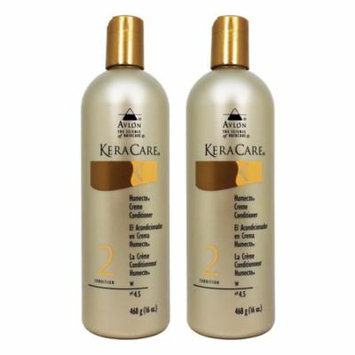 Keracare Humecto 16-ounce Creme Conditioner (Pack of 2)
