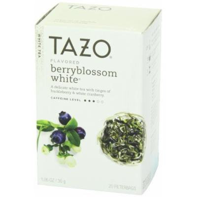 Tazo Berryblossom White Tea, 20-Count Tea Bags (Pack of 6), Garden, Lawn, Maintenance
