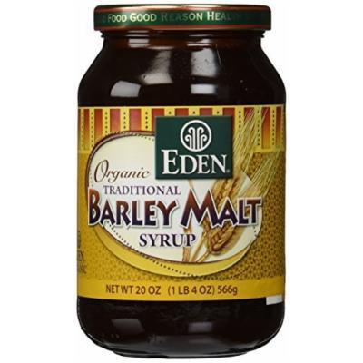 Eden Foods Organic Traditional Barley Malt Syrup -- 20oz. by Eden Foods