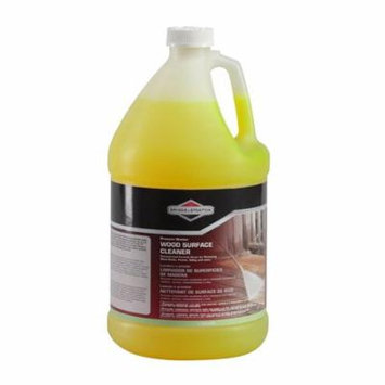 Briggs & Stratton Wood Surface Cleaner Fluid for Pressure Washers- 1 Gallon 6827