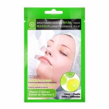 (3 Pack) ABSOLUTE Brightening Essence Mask - Vitamin C