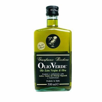 Olio Verde Extra Virgin Olive Oil 2016 Harvest 500 ml (Pack of 6)