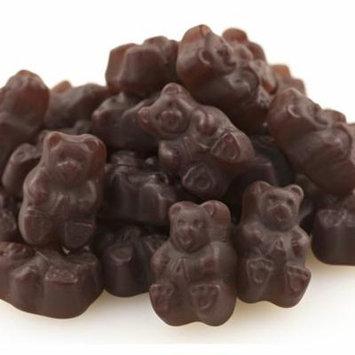 Black Cherry Gummi Bears 2 pounds black cherry gummy bears