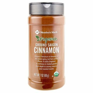 Daily Chef Organic Ground Cinnamon (7 oz.)
