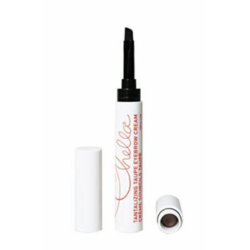 Tantalizing Taupe Eyebrow Cream With an Innovative Formula That Has a Rich Velvety Consistency That Will Give Your Eyebrows A Professional & Natural Looking Finish, By Chella