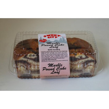 Sweet City Marble Pound Cake