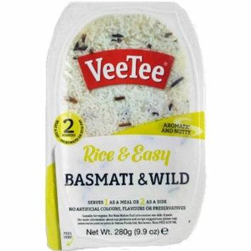 VeeTee Ready To Serve Basmati & Wild Rice, 9.9 oz