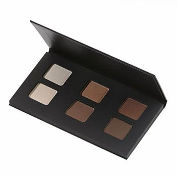 Avril Certified Organic Eye Shadow Palette Nude 9g