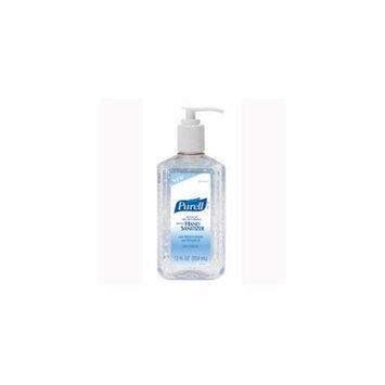 Purell 3646-12 Advanced Instant Hand Sanitizer Skin Nourishing-12/Case