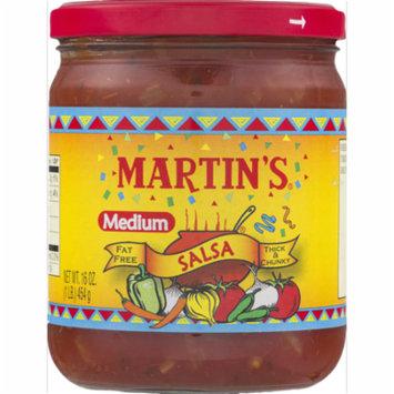 Martins Salsa Medium - 16 Oz. (3 Jars)