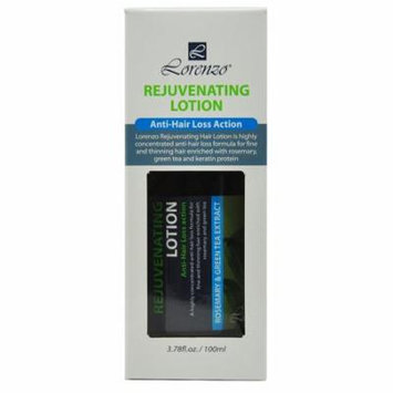 Lorenzo Rejuvenating Anti-Hair Loss Lotion 3.78 fl. oz. / 100 ml