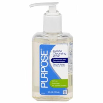 Purpose Gentle Cleansing Face Wash 6 oz