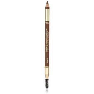 L'Oreal Paris Brow Stylist Designer Brow Pencil, Brunette [310] 0.045 oz (Pack of 3)
