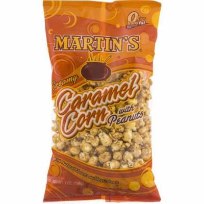 Martin's Caramel Corn With Peanuts - 7 Oz. (3 Bags)