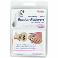 Pedifix Bunion Relievers Medium size - 2 pack