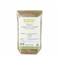 Banyan Botanicals Cardamom Powder - Certified Organic, 1/2 lb - Elettaria cardamomum - A common kitchen spice that supports healthy digestion