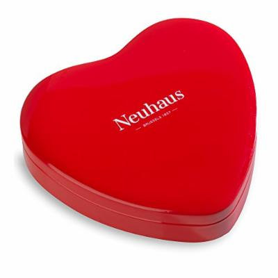Neuhaus Chocolate Red Tin Heart