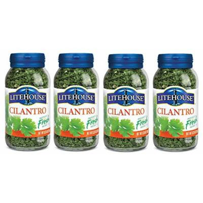 Litehouse Instantly Fresh Herbs Cilantro Pack of 4