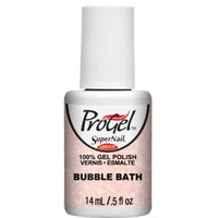 Supernail Progel Nail Lacquer, Bubble Bath, 0.5 Fluid Ounce