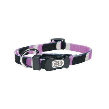 Dogit Style Cobra Extra Small Adjustable Nylon Dog Collar