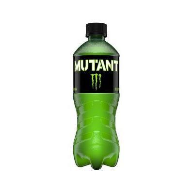Monster Mutant Super Soda, 20 Fl. Oz, Pack of 8