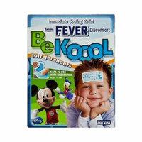 Be Koool Fever Cooling Soft Gel Sheets for Kids, Disney Designs, Up to 8 Hours