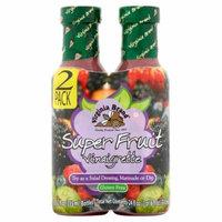 Virginia Brand Super Fruit Vinaigrette, 12 fl oz, 2 pack