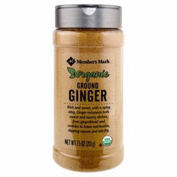 Daily Chef Organic Ground Ginger (7.5 oz.)