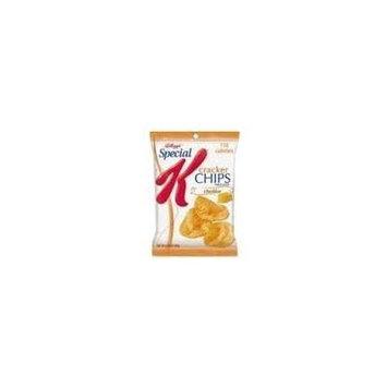 36 PACKS : Special K Baked Cracker Chips .87 Oz.