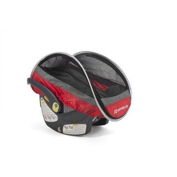 UPPAbaby Cabana Infant Car Seat Shade, Red