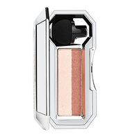 Memela Eyelashes,Shimmer Two-color Stamp Eyeshadow Palette Makeup Powder Flexibility Lasting