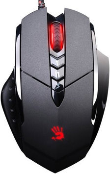 A4Tech v7 Black Wired Optical Gaming Mouse