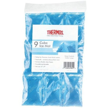 Thermos 6 Cube Ice Mat - Set of 5
