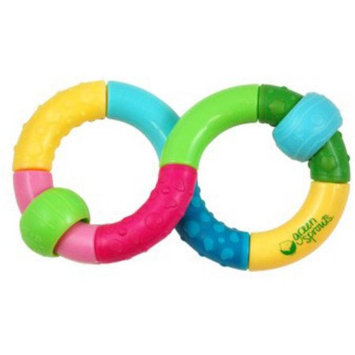 Green Sprouts Infinity Teether Rattle, 1 ct