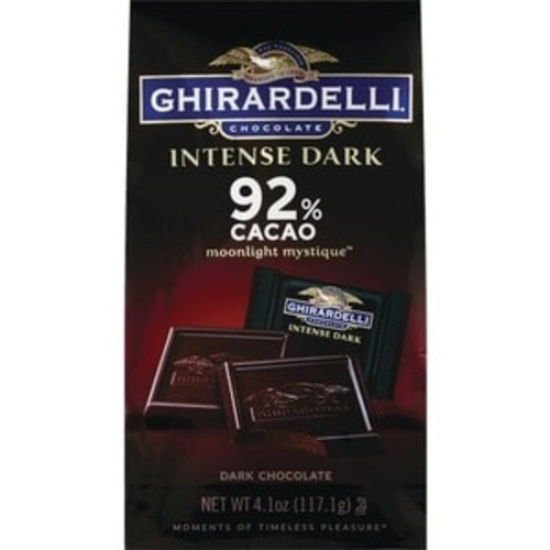 Ghirardelli 92% Cacao Moonlight Mystique Intense Dark Chocolate