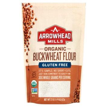 Arrowhead Mills Consumer Relations Arrowhead Mills, Flour Buckwheat Org, 22 Oz (Pack Of 6)
