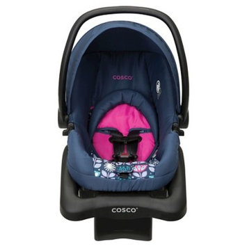 Cosco Light N Comfy DX Infant Car Seat in Poppy Field