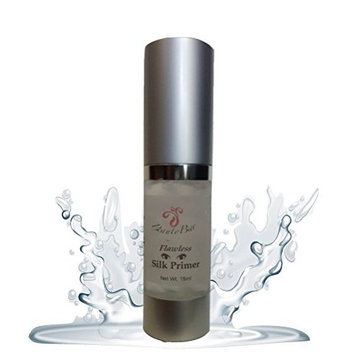 Beauty Bar Flawless Silk Facial Primer with Vitamin E, Reduce Wrinkles, Fill in Fine Lines, Smooths Skin