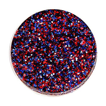 Romantic Red Glitter #138 From Royal Care Cosmetics